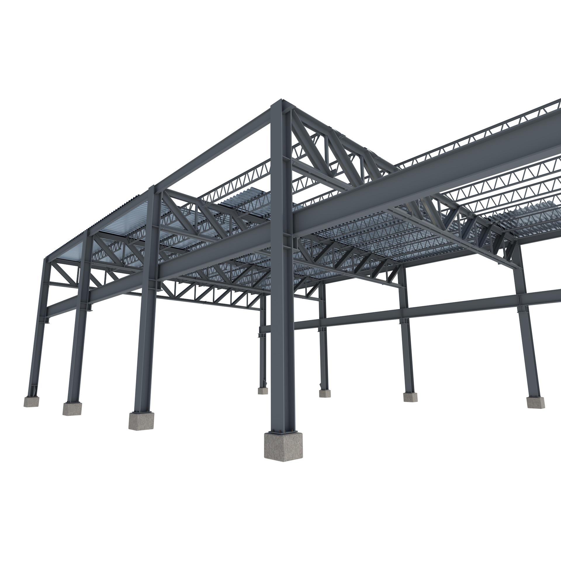 Structures d'acier